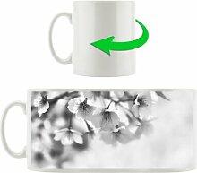 Kaffeebecher Zarte Kirschblüten an Baum