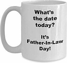 Kaffeebecher zum Vatertag, lustige Geschenkidee