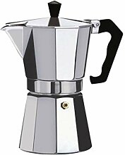 Kaffeebereiter Aluminium Mokka Espresso Perkolator