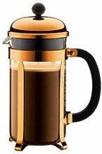 Kaffeebereiter Chambord 1l 8 Tassen Kupfer