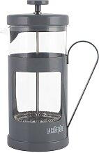 Kaffeebereiter MONACO CAFETIERES für 1000ml grau