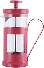 Kaffeebereiter MONACO CAFETIERES für 1000ml rot