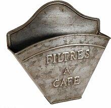 Kaffeefilterhalter Filtertütenhalter Vintage, aus