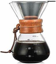 Kaffeemaschine Kaffeezubehör Kaffeewaage Glas
