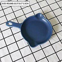 Kaffeeservice Geschirr Keramikplatte mit