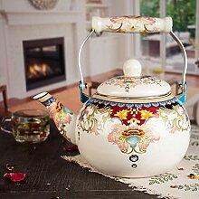 Kaffeesets Porzellan Emaille Teekanne Gesundheit
