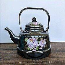Kaffeesets Porzellan Xinjiang Milk Teekanne,
