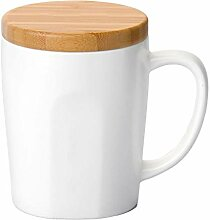 Kaffeetasse Becher mit Deckel Kaffeetasse Paar