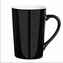 Kaffeetasse Black Ceramic Cup kreative