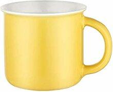 Kaffeetasse Breakfast-Becher Keramikbecher mit