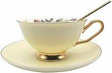 Kaffeetasse, Champagnerglas, Becher Kaffeetasse