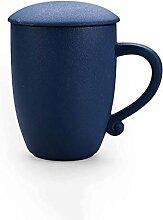 Kaffeetasse Einfache keramische Becher Home Tee