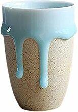 Kaffeetasse Einfacher Ceramic Cup Handgefertigte