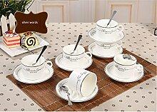 Kaffeetasse Europäische erstklassige keramische