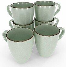 Kaffeetasse Kaffeehaferl Kaffeeservice Tassenset