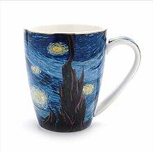 Kaffeetasse Kaffeetasse Star Night Serie Van Gogh