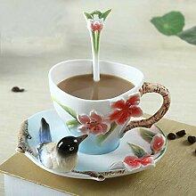 Kaffeetasse Keramik Tassekaffeetassen Farbiges