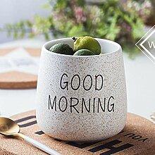 Kaffeetasse Keramik Tassekeramik Milch Becher