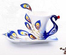 Kaffeetasse Keramik Tassekreative 3D