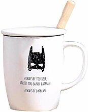 Kaffeetasse Keramikbecher Kit,Hochtemperatur