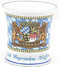 Kaffeetasse Königlich Bayerisch, Stilvolles