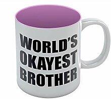 """Kaffeetasse mit der Aufschrift """"World's"""