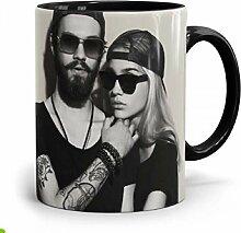 Kaffeetasse mit Foto selbst gestalten -