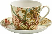 Kaffeetasse mit Unterteller Kilburn