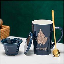 Kaffeetasse MR und MRS Becher Set, elegante