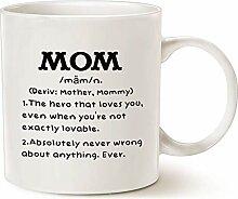 Kaffeetasse, Muttertagsgeschenke,