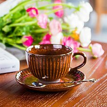 Kaffeetasse Set Einfache Europäische