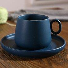Kaffeetasse Set Kaffee Einfachen Japanischen Stil