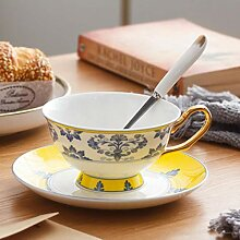 Kaffeetasse Set Vintage Englisch European Bone