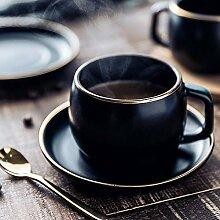 Kaffeetasse Set Vintage Englisch Keramik