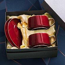 Kaffeetasse Tassen Set Schwedische Porzellan