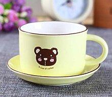 Kaffeetasse Teetasse Becher 850Ml Transparenter