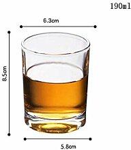 Kaffeetasse Teetasse Becher Transparente Glas
