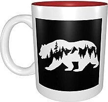 Kaffeetassen & Becher Bear Mountains Kaffee
