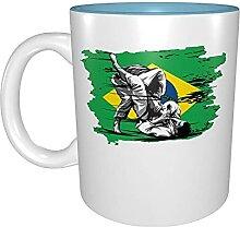 Kaffeetassen & Becher BJJ Brazilian Jiu Jitsu