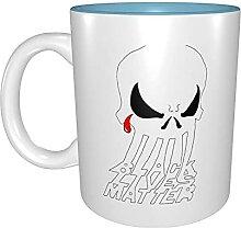 Kaffeetassen & Becher Black Lives Matter Schädel