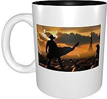 Kaffeetassen & Becher Cowboy Kaffee Morgenbecher