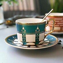Kaffeetassen Becher Keramik Kaffeetasse Set