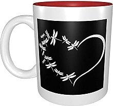 Kaffeetassen & Becher Lustiger Dragoy Heartbeat