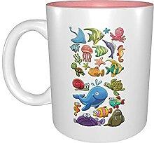 Kaffeetassen & Becher Ozeanfisch Kaffee