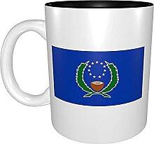 Kaffeetassen & Becher Pohnpei Flagge Kaffee