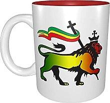 Kaffeetassen & Becher Rasta Löwe von Juda Kaffee
