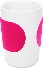 KAHLA Porzellan Five Senses touch! Maxi-Becher