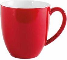 Kahla Pronto Colore rot Kaffeebecher XL 0,40 L