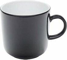 Kahla Pronto Colore schwarz Kaffeebecher 0,30 L