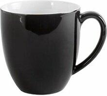 Kahla Pronto Colore schwarz Kaffeebecher XL 0,40 L